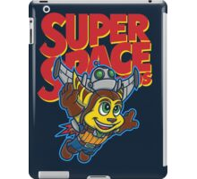 Super Space Bros iPad Case/Skin