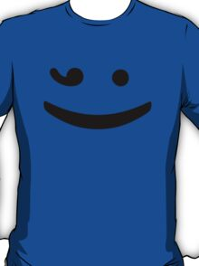 Winky face emoticon ;) T-shirt  T-Shirt