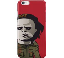 Michael from Halloween iPhone Case/Skin