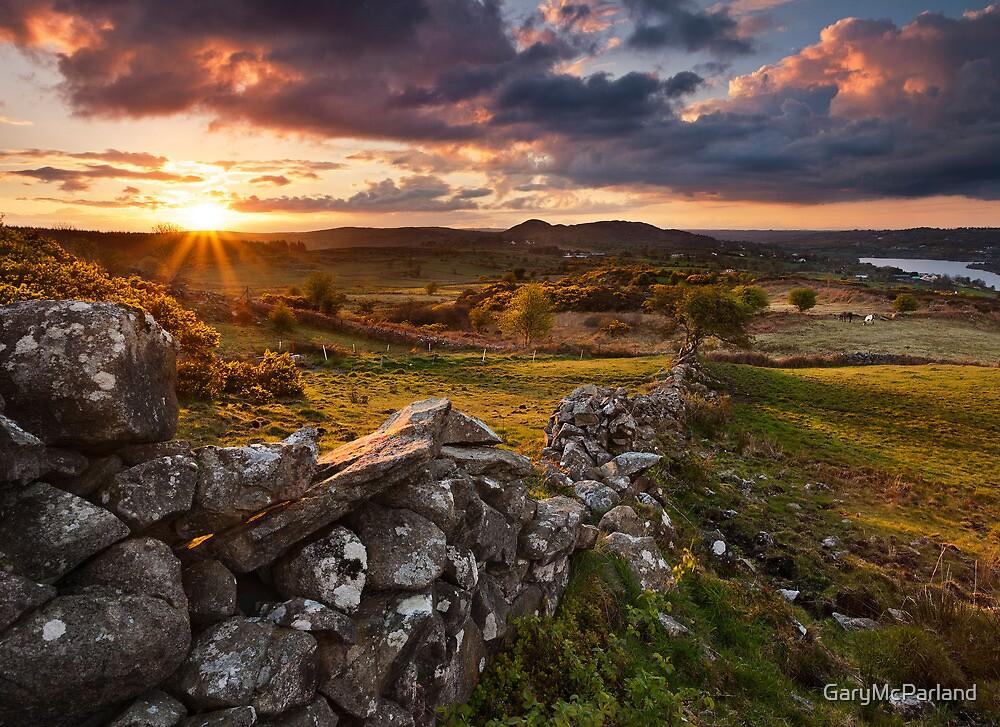 Country Sunset by GaryMcParland
