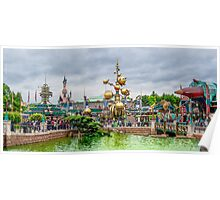 Discoveryland Poster