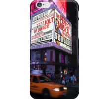 Newsies Time Square Case iPhone Case/Skin
