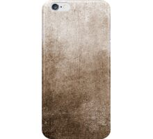 Sepia iPhone Case Retro Old Beautiful Vintage Brown Monochrome Texture iPhone Case/Skin