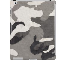 Camo Fabric (iPad Case) iPad Case/Skin