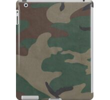 Green Camo (iPad Case) iPad Case/Skin