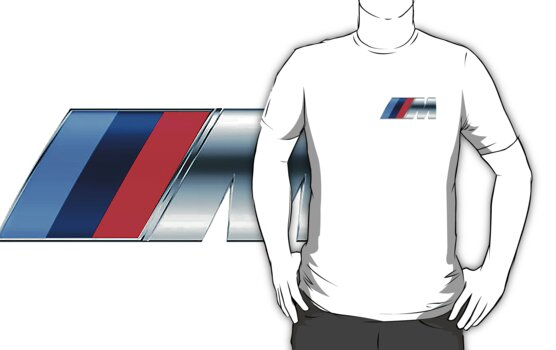 bmw m logo medium by lennium