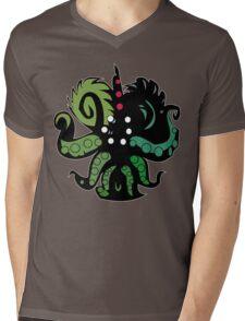 Darkness Card Mens V-Neck T-Shirt