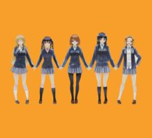 K-On! - All together by PippoNoise