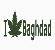 0061 I Love Baghdad by Ganjastan