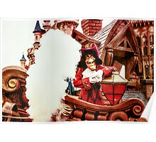 Captain Hook Poster