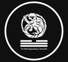 Monkey System - Lake Trigram - YSBKnox (White) T-Shirt
