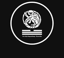 Monkey System - Lake Trigram - YSBKnox (White) Unisex T-Shirt