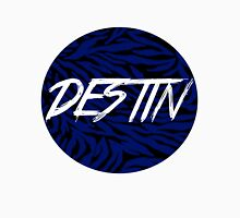 Destin Blue Zebra Unisex T-Shirt