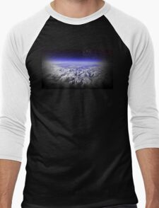 Outer Space Men's Baseball ¾ T-Shirt
