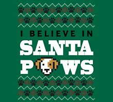 I Believe in Santa Paws Unisex T-Shirt