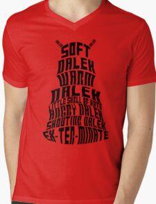 Soft Dalek, Warm Dalek Mens V-Neck T-Shirt