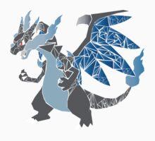 Pokemon  Charizard Mega evolution X Kids Clothes