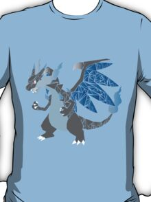 Pokemon  Charizard Mega evolution X T-Shirt
