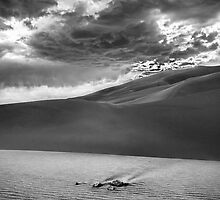 Sailing in the Sand - Great Sand Dunes National Park, Colorado by Jason Heritage