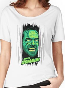 Here's Zombie! Women's Relaxed Fit T-Shirt