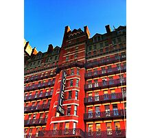 NYC - Building Series - Chelsea Hotel Photographic Print