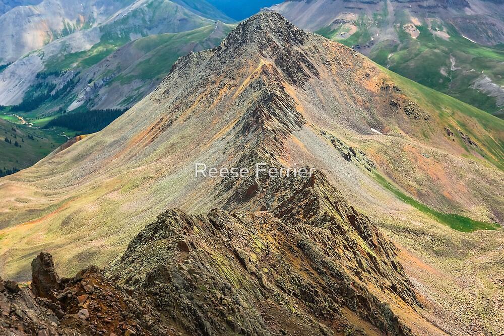 Matterhorn Peak Ridge by Reese Ferrier