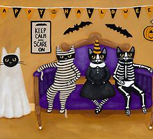 The Halloween Party by Ryan Conners