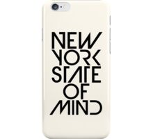 New York State of Mind iPhone Case/Skin