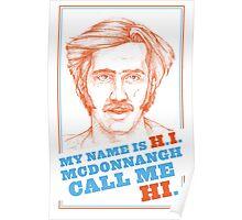 RAISING ARIZONA - H.I. McDonnangh Poster