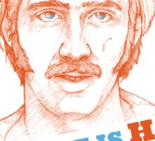 RAISING ARIZONA - H.I. McDonnangh Sticker