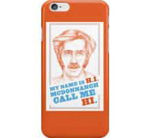 RAISING ARIZONA - H.I. McDonnangh iPhone Case/Skin