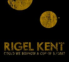 Rigel Kent by ValHallen
