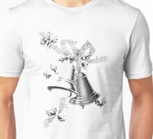 Christmas Bells Are Ringing!  Unisex T-Shirt