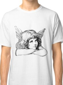 Christmas Angel. Angels We Have Heard On High Singing The First Noel. Classic T-Shirt