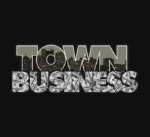 Town Business Raiders Edition by themarvdesigns
