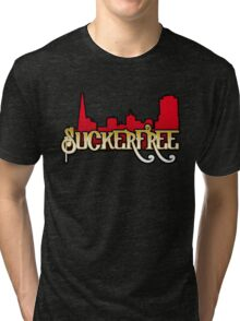 SuckerFree Niners Edition Tri-blend T-Shirt