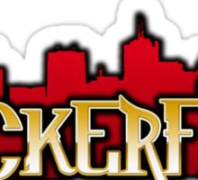 SuckerFree Niners Edition Sticker