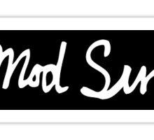 MOD SUN Logo Sticker