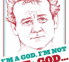 GROUNDHOG DAY - Phil Connors by MichelleEatough