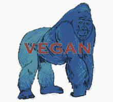 Gorilla V by Leif Prime