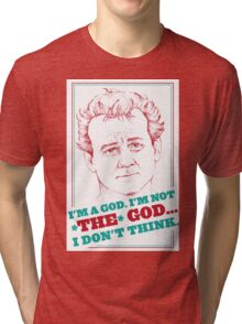 GROUNDHOG DAY - Phil Connors Tri-blend T-Shirt