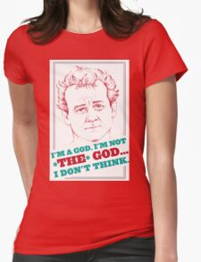 GROUNDHOG DAY - Phil Connors Womens Fitted T-Shirt