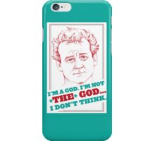 GROUNDHOG DAY - Phil Connors iPhone Case/Skin