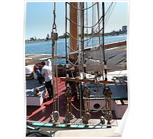 'WHEN I GROW UP!' Tall ships Festival, Adelaide. S.A. Poster