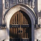 Door to Basilica by WolfPause