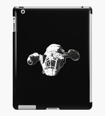 Serenity The Best Ship in the Verse iPad Case/Skin