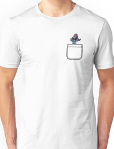 Undyne in the Pocket - Undertale Unisex T-Shirt