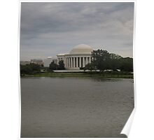 Jefferson Memorial - Washington, D.C. Poster