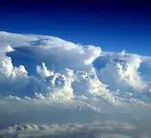 Cloudscape of Building Cells by Aloha5o