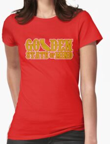 Golden State of Mind Niners Edition Womens Fitted T-Shirt